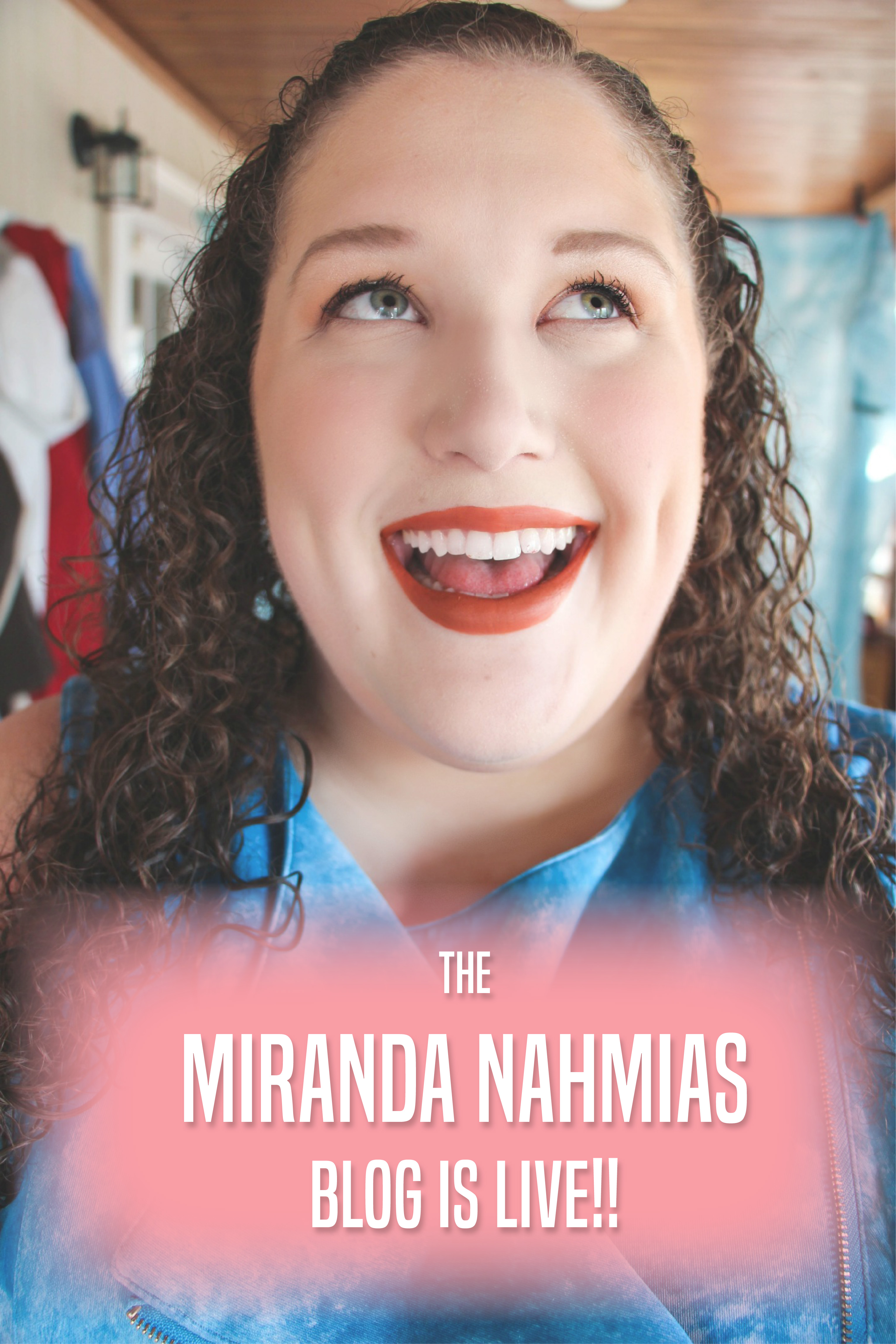 The MIRANDA NAHMIAS graphic design blog is here!!!! Click now to get your FREE comprehensive checklist on how to start up your own successful WordPress blog in 30 days or less!