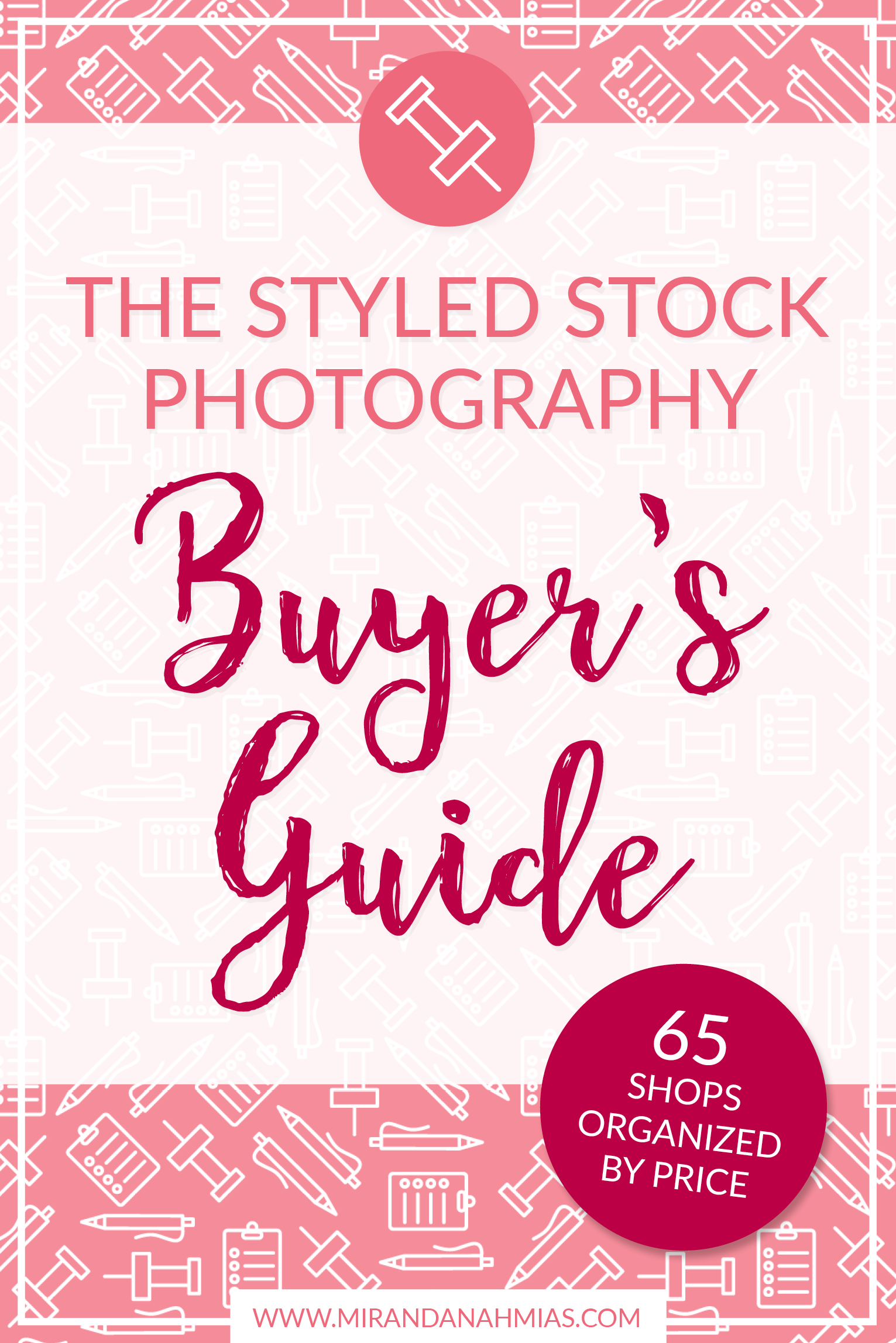 Styled Stock Photography Buyer's Guide
