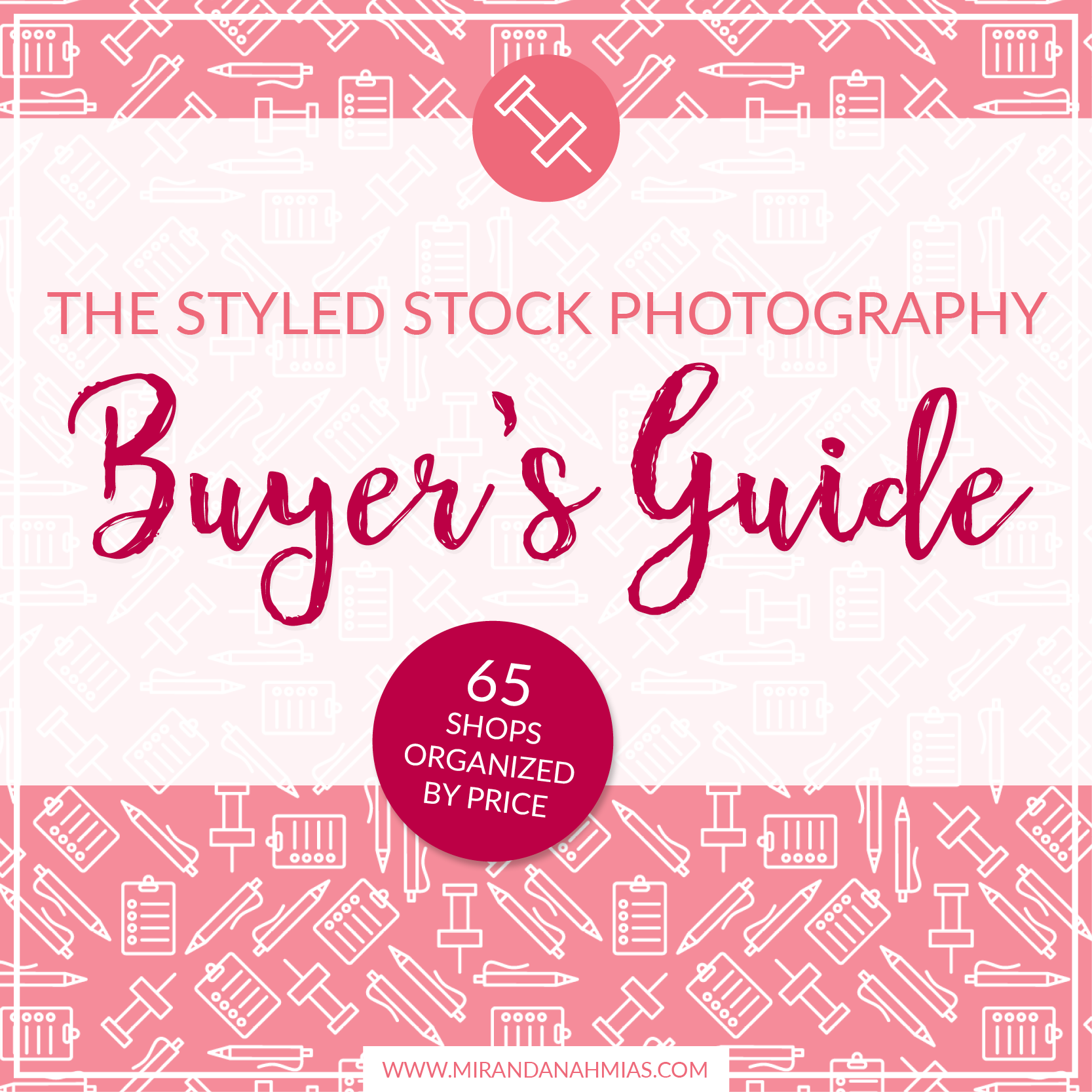 Styled Stock Photography Square
