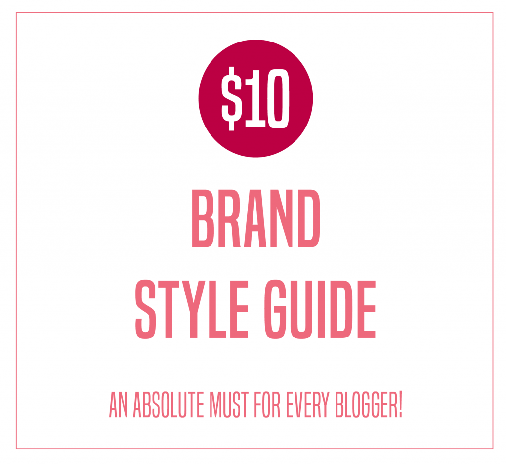 Brand Style Guide Product Image