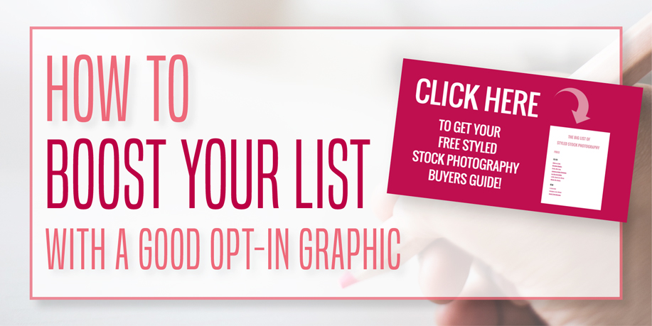 Boost Your List With A Good Opt In Graphic Twitter