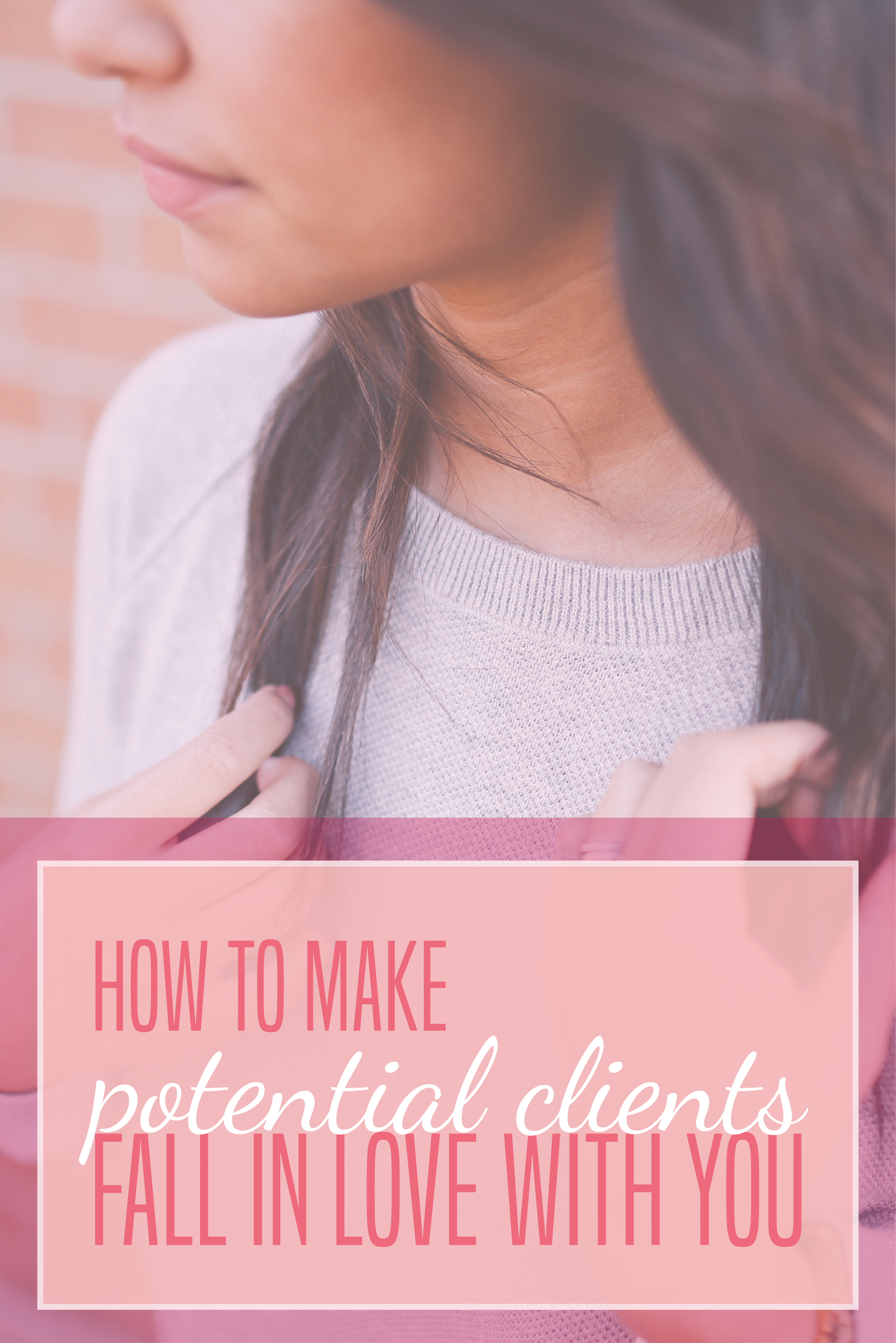 7 Tips on How to Make Potential Clients Fall in Love with You! // Miranda Nahmias Design