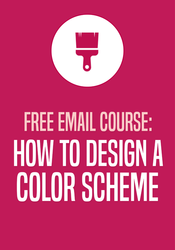 How to Design a Color Scheme 1