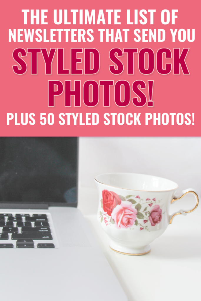 Newsletters That Send You Styled Stock Pinterest
