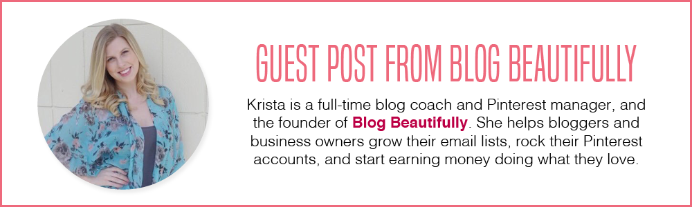 Blog Beautifully Guest Post Bio