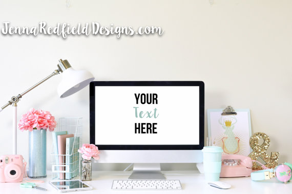 Styled Stock Mockup Etsy Shops July 2016