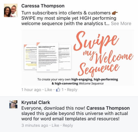 caressa-clients-in-facebook-groups