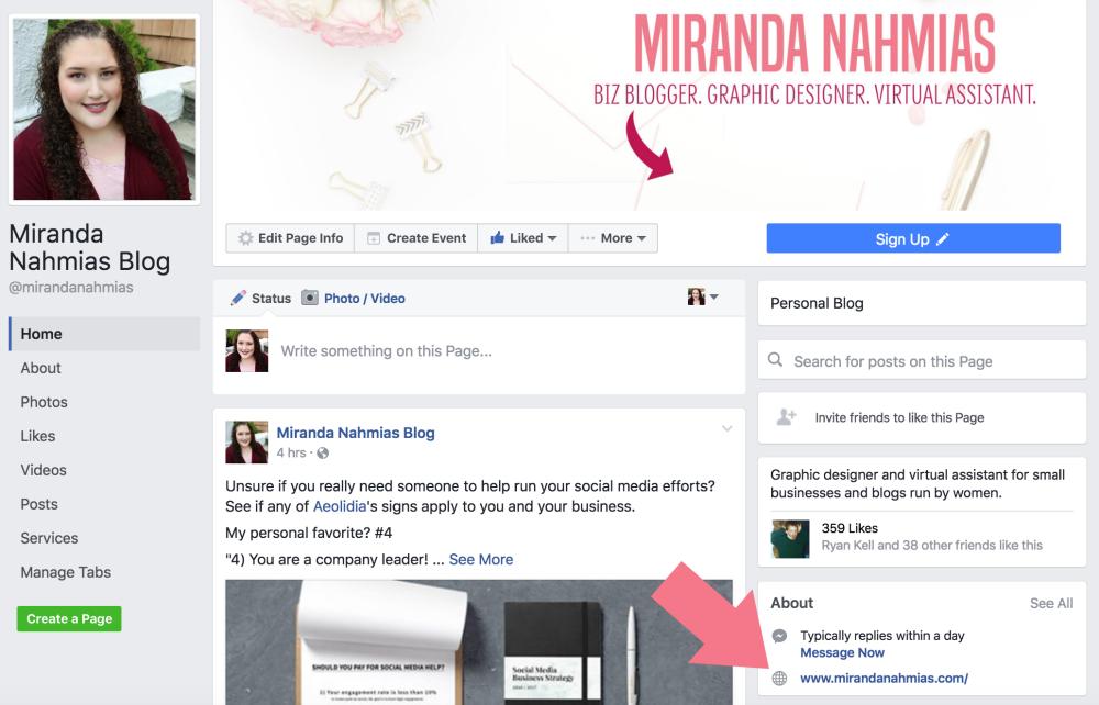 facebook-page-url