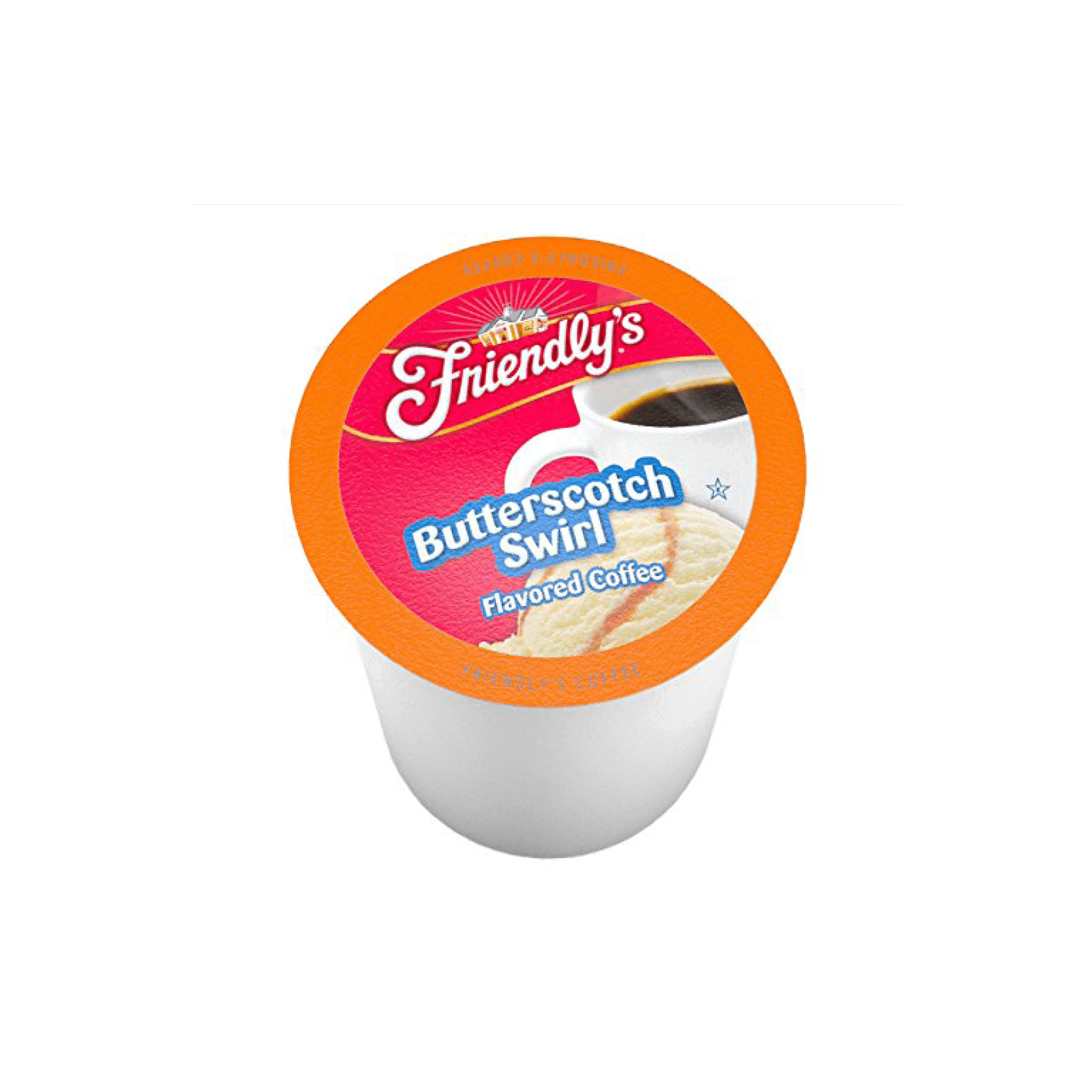 Butterscotch Swirl Coffee