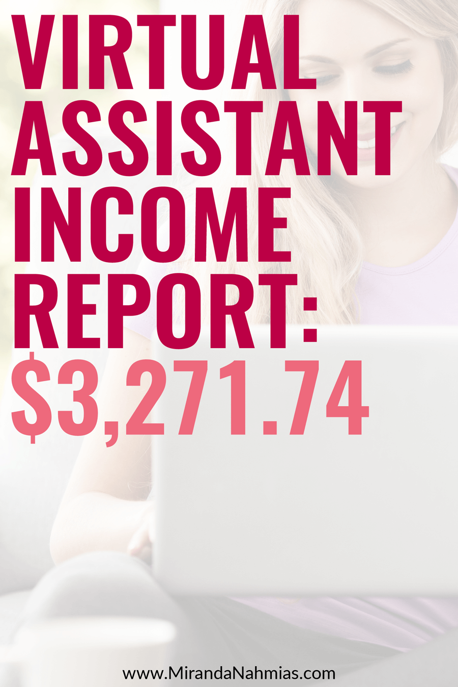 Check out my virtual assistant income report from November 2016! I managed to pull in a bunch of new clients and scored over $3,000 // Miranda Nahmias