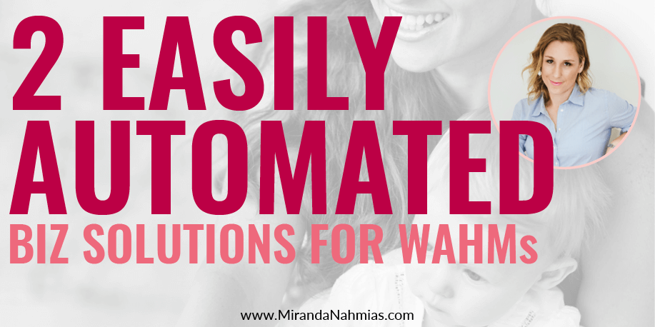 Wahms Easily Automated Biz Twitter