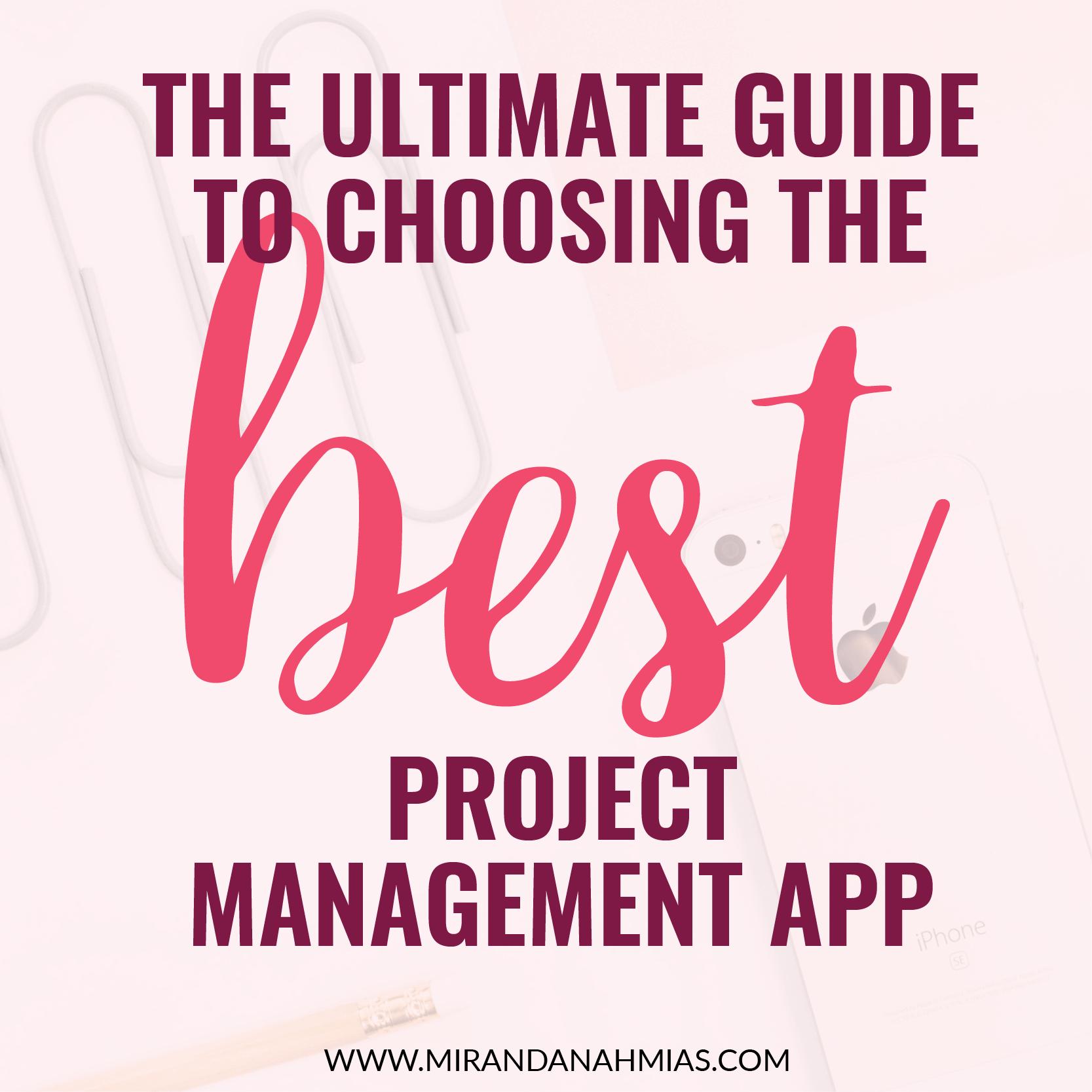best project management app Top five best free online project management  google+ top five best free online project management application services  your first project management app.