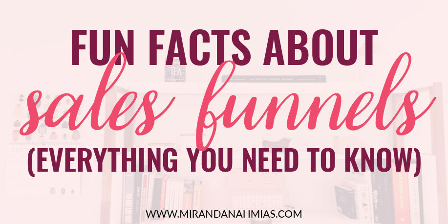 Fun Facts About Sales Funnels: Everything You Need To Know
