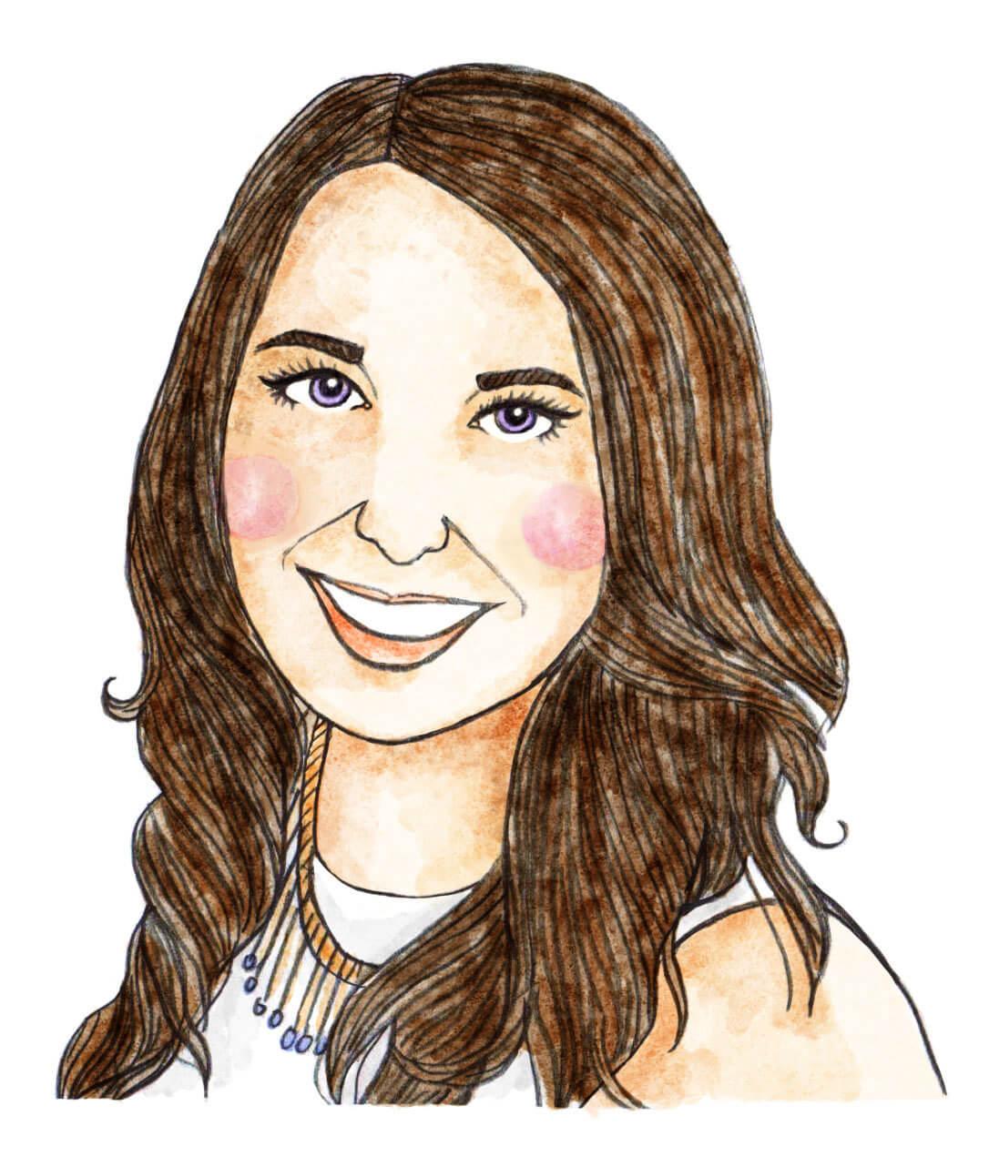 Abigail Portrait