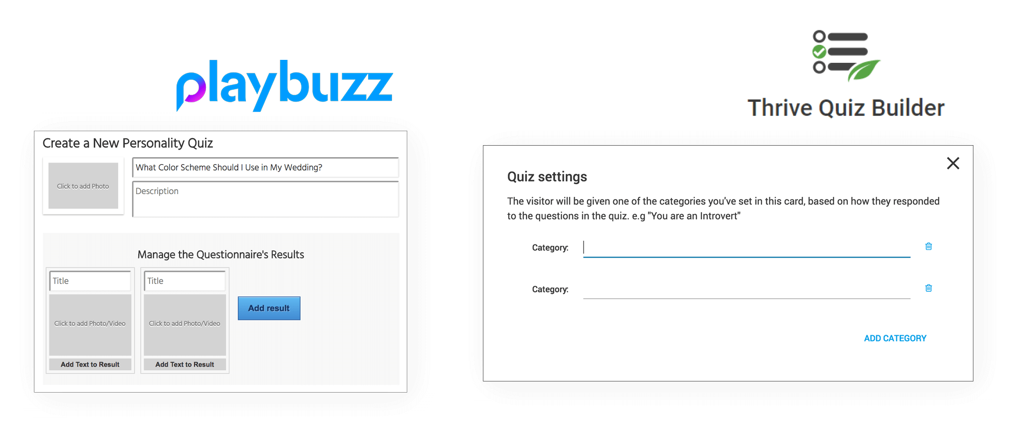 Adding Your Quiz Results - How to Make a Lead Generating Quiz for Free