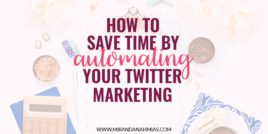 Automate Your Twitter Marketing Twitter