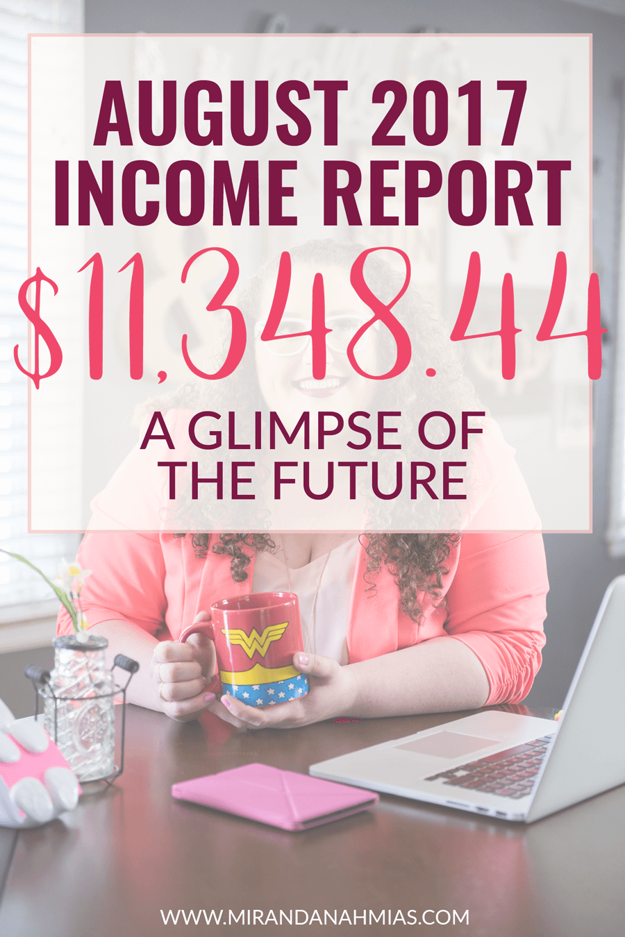 Things are looking up for Miranda Nahmias & Co! Check out my August 2017 Income Report | Miranda Nahmias & Co. Digital Marketing + Virtual Assistance