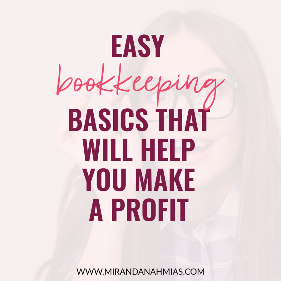 Easy bookkeeping basics that will help you make a profit 1betcityfo Image collections