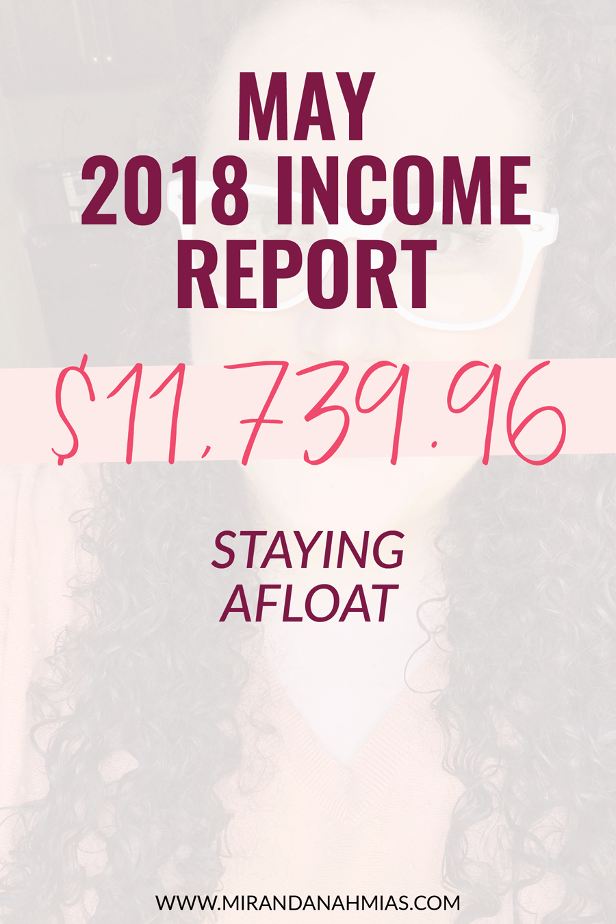 Check out my May 2018 Income Report | Miranda Nahmias & Co. Systematic Marketing for Female Online Service Providers