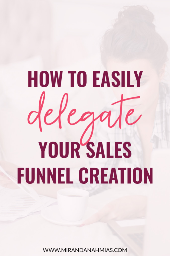 sales funnel creation