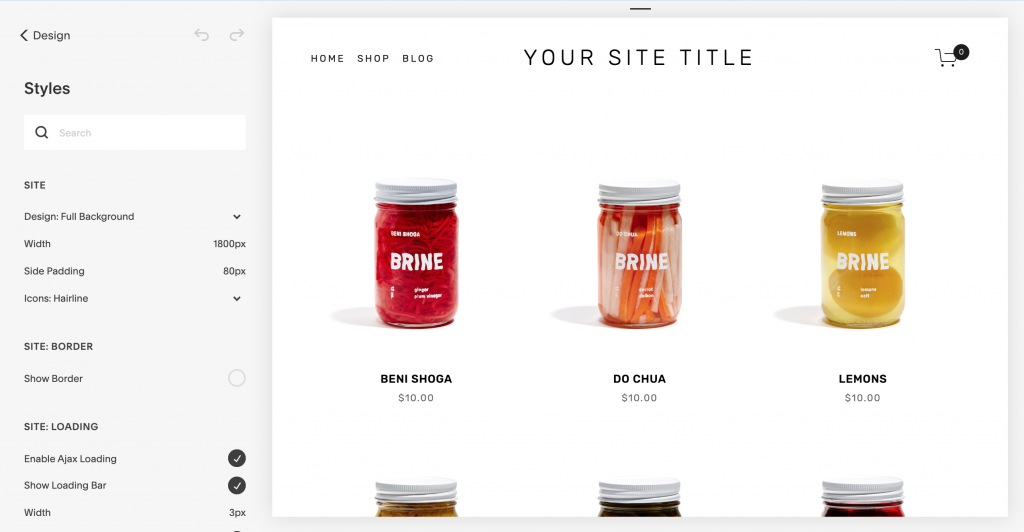 squarespace-for-business-style-editor