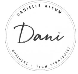 Danielle Klemm Logo