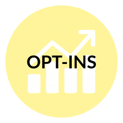 Opt-ins