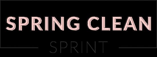 Spring Clean Sprint